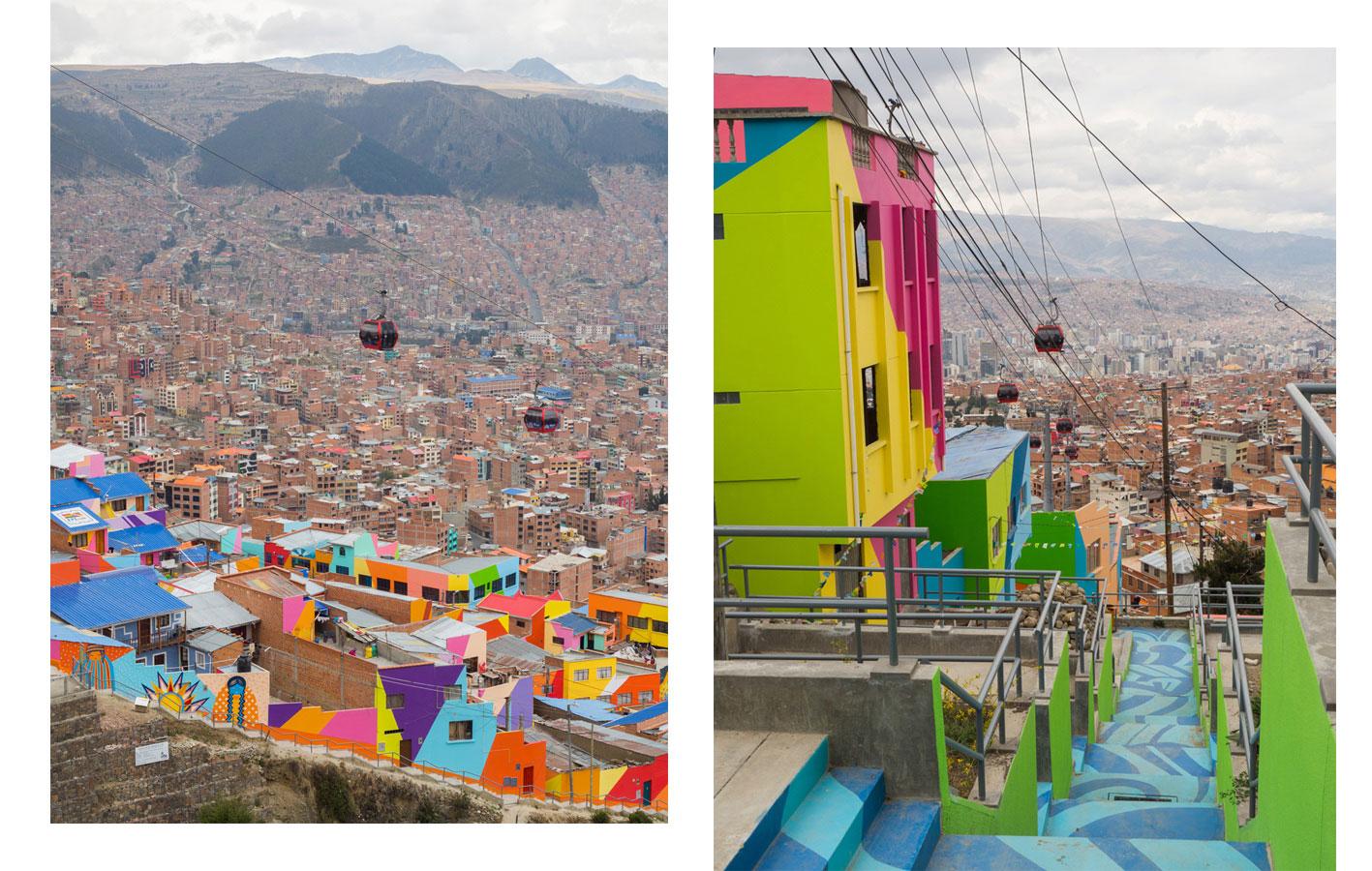 cancha chualluma la paz bolivien3 - Sehenswertes in La Paz und El Alto, Bolivien