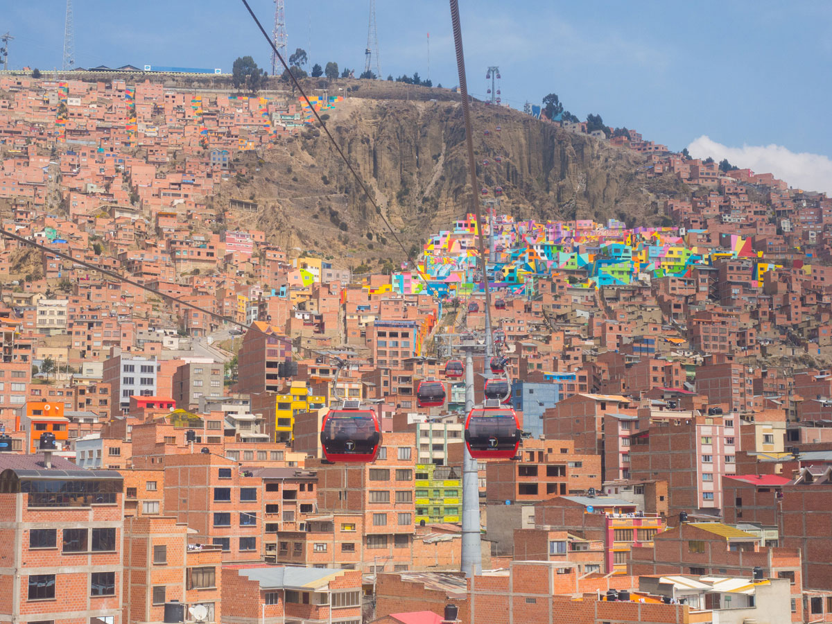 la paz bolivien 4 - Peru und Bolivien im Überblick - Reiseroute Vorschlag