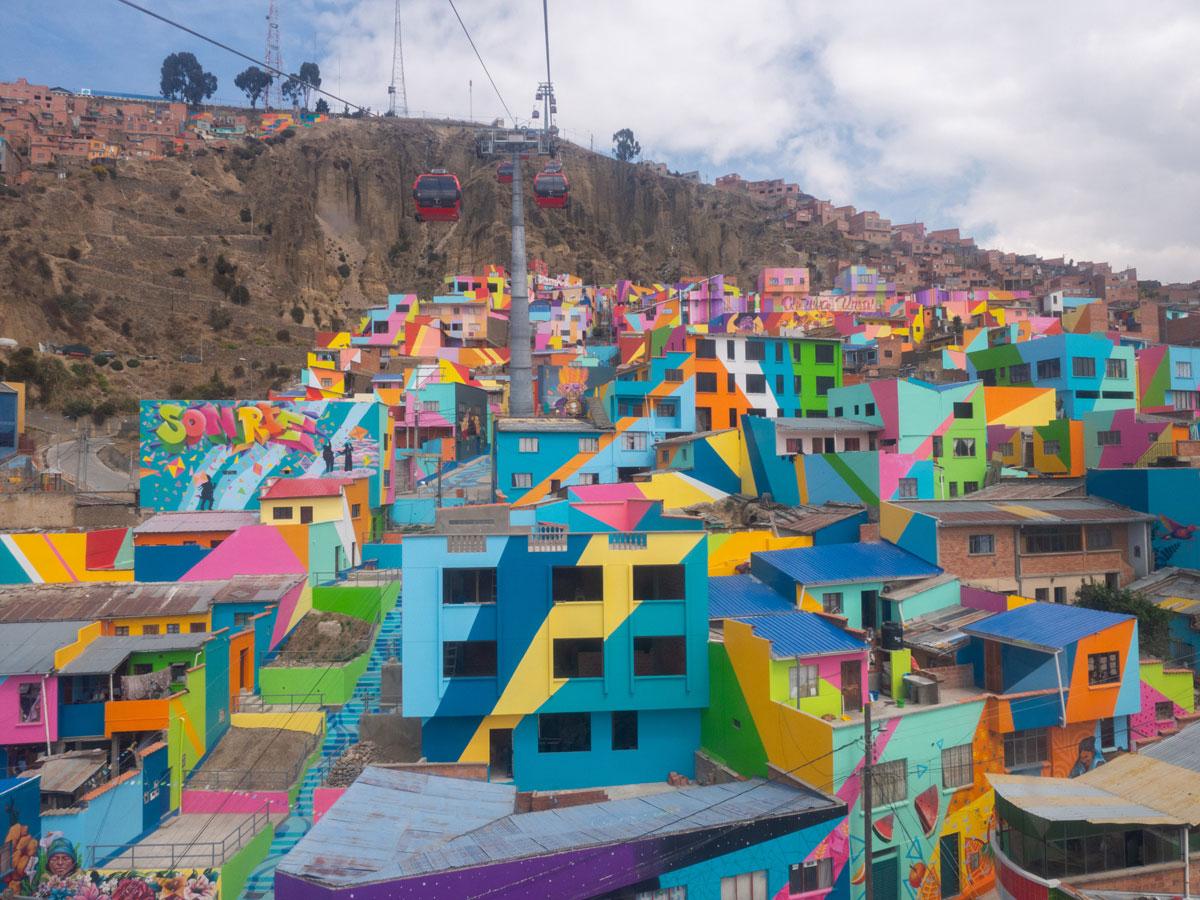 la paz bolivien 5 - Sehenswertes in La Paz und El Alto, Bolivien
