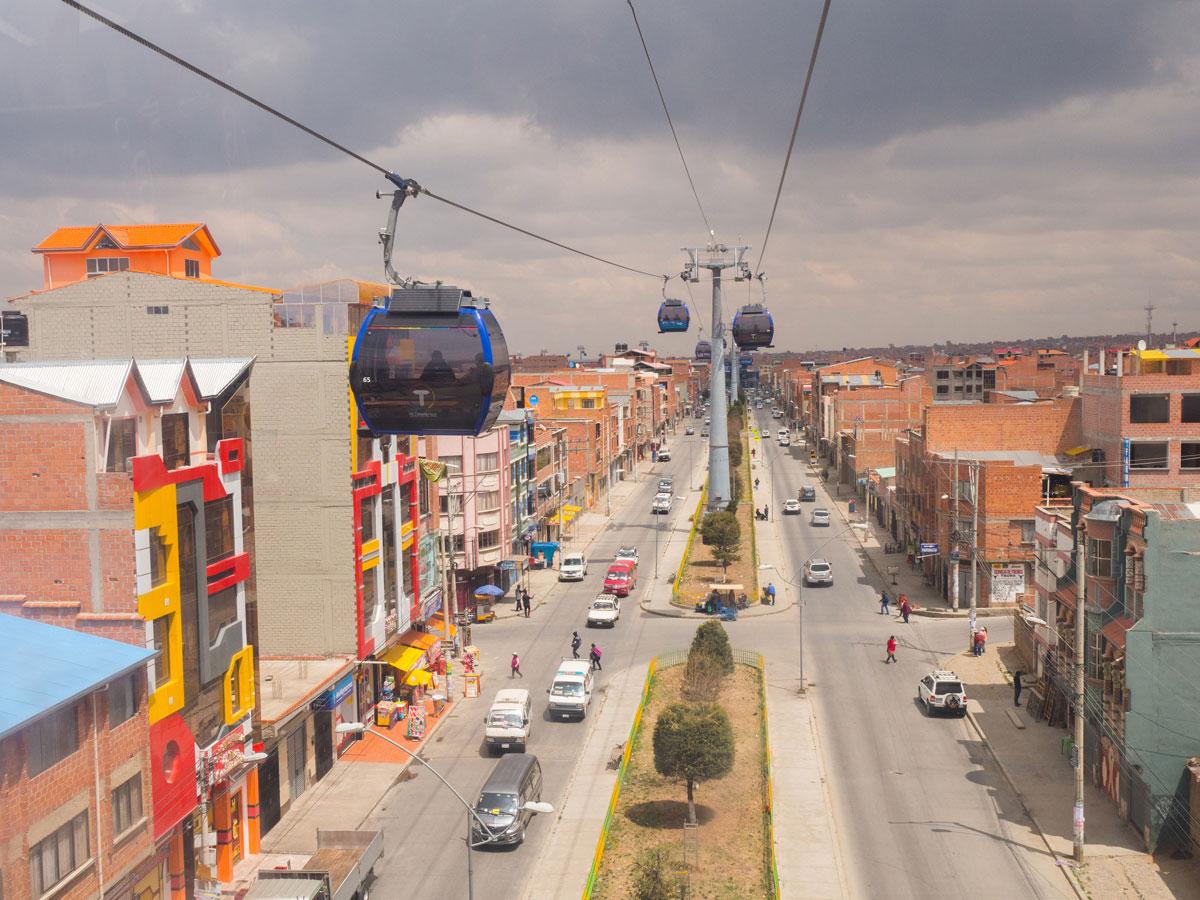 la paz el alto 2 - Sehenswertes in La Paz und El Alto, Bolivien