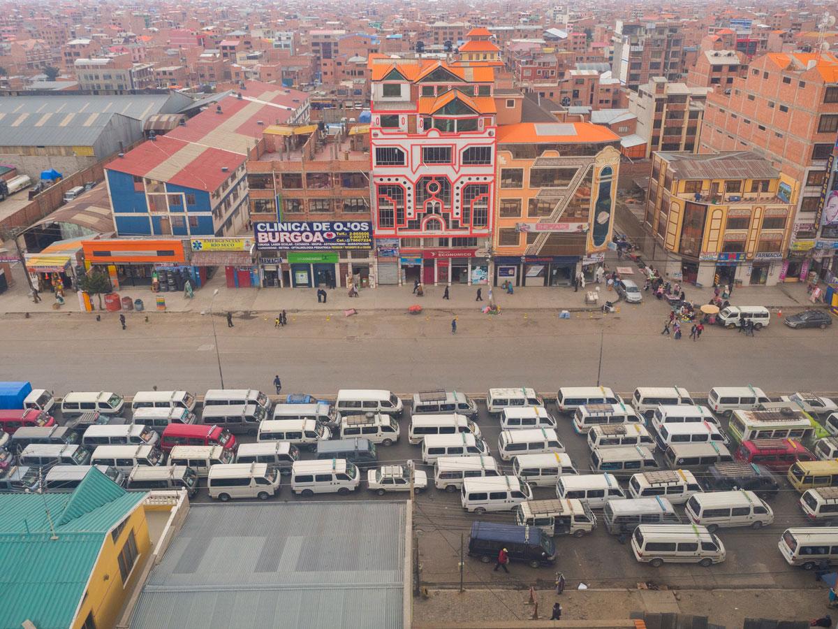 la paz el alto 3 - Sehenswertes in La Paz und El Alto, Bolivien