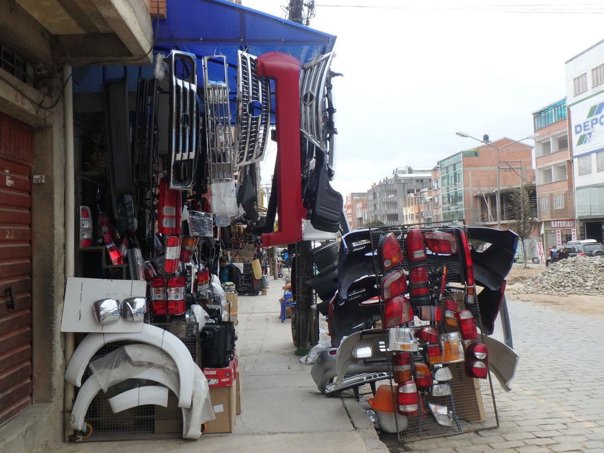 la paz el alto 6 - Sehenswertes in La Paz und El Alto, Bolivien