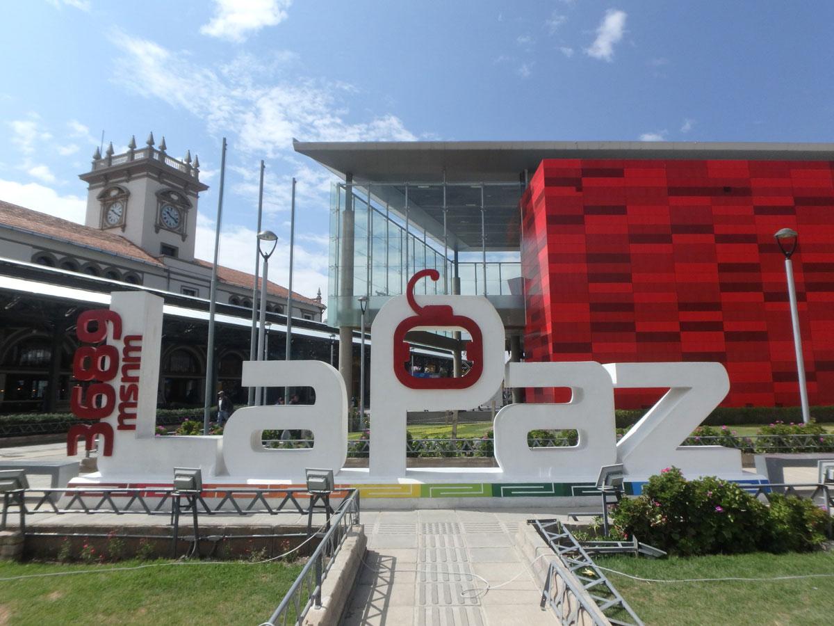 lapaz 39 - Sehenswertes in La Paz und El Alto, Bolivien