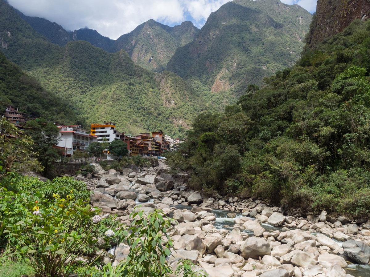 Aguas Calientes Tal Peru