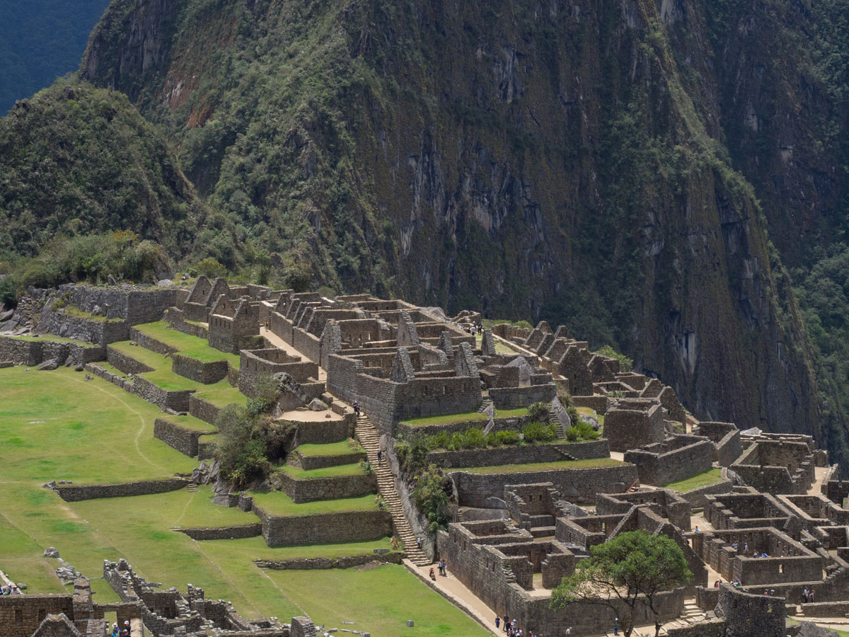 Machu Picchu auf eigene Faust planen