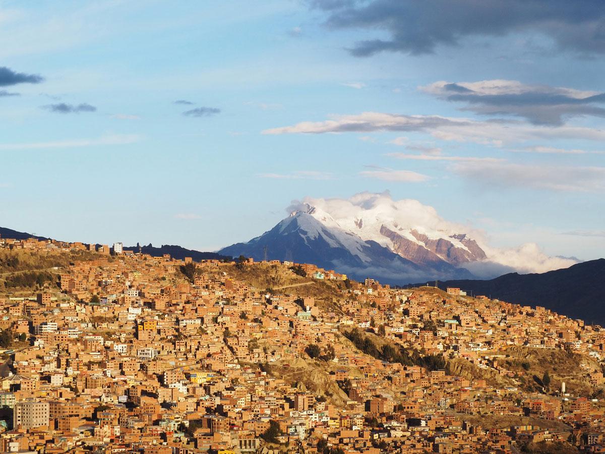 mirador killi killi la paz 2 - Sehenswertes in La Paz und El Alto, Bolivien