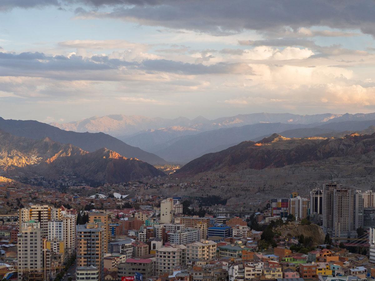 mirador killi killi la paz 3 - Sehenswertes in La Paz und El Alto, Bolivien