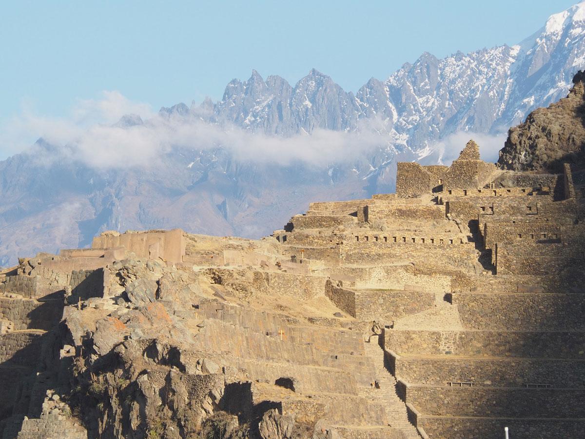 ollantaytambo 1 - Reisetipps für die Inkastadt Cusco in Peru