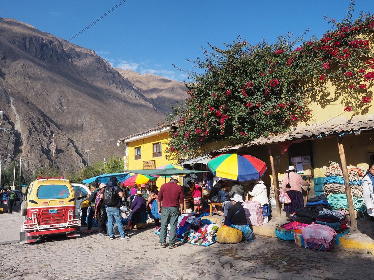 ollantaytambo 2 - Sehenswürdigkeiten & Reisetipps für das heilige Tal der Inka in Peru