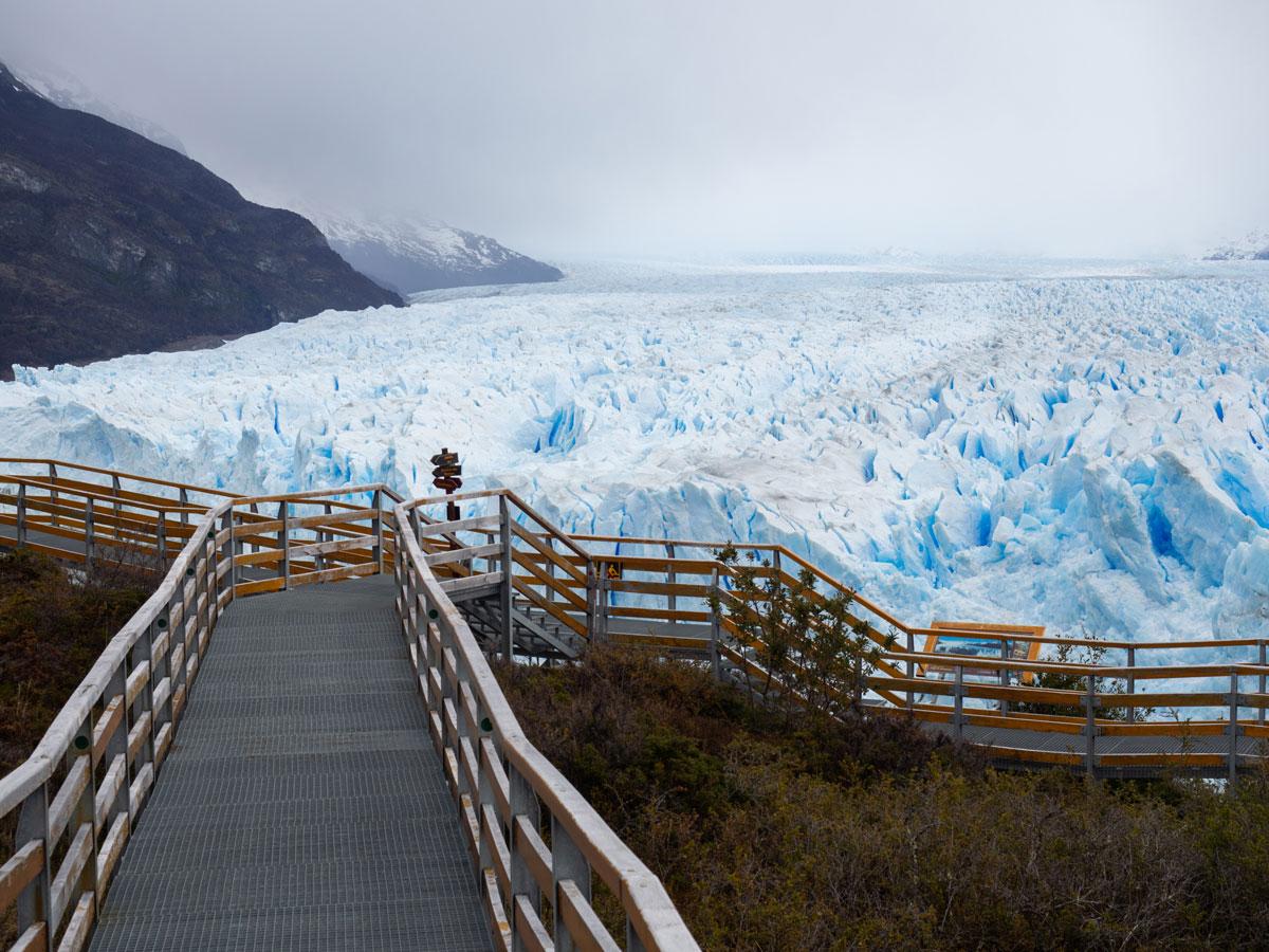 perito moreno gletscher el calafate patagonien13 - (Deutsch) Perito Moreno Gletscher in Patagonien - Reisetipps und Picture Diary