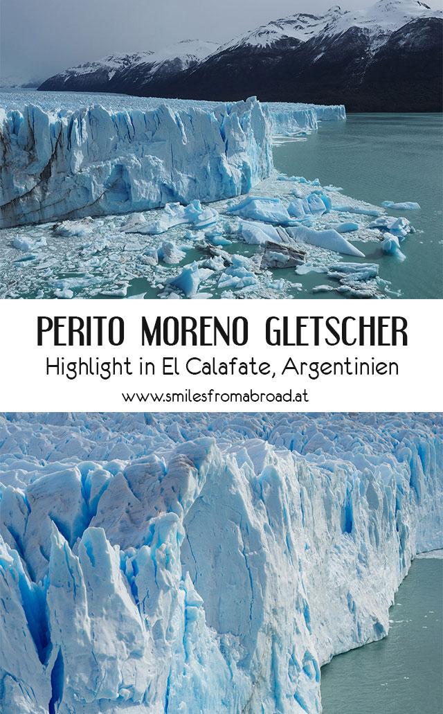 peritomoreno pinterest4 - (Deutsch) Perito Moreno Gletscher in Patagonien - Reisetipps und Picture Diary