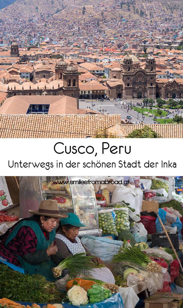 pinterest cusco3 - Reisetipps für die Inkastadt Cusco in Peru