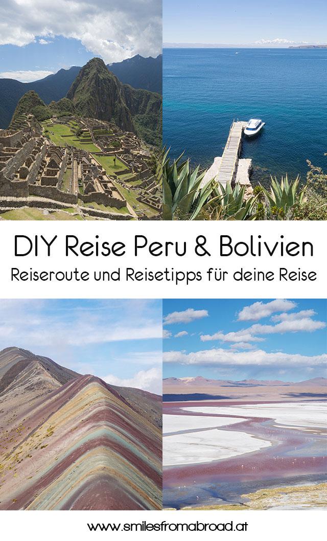 pinterest peru bolivien - Peru und Bolivien im Überblick - Reiseroute Vorschlag