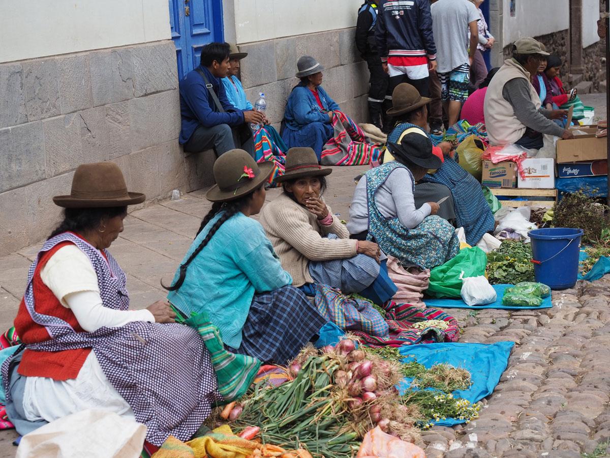 pisac 1 - Sehenswürdigkeiten & Reisetipps für das heilige Tal der Inka in Peru