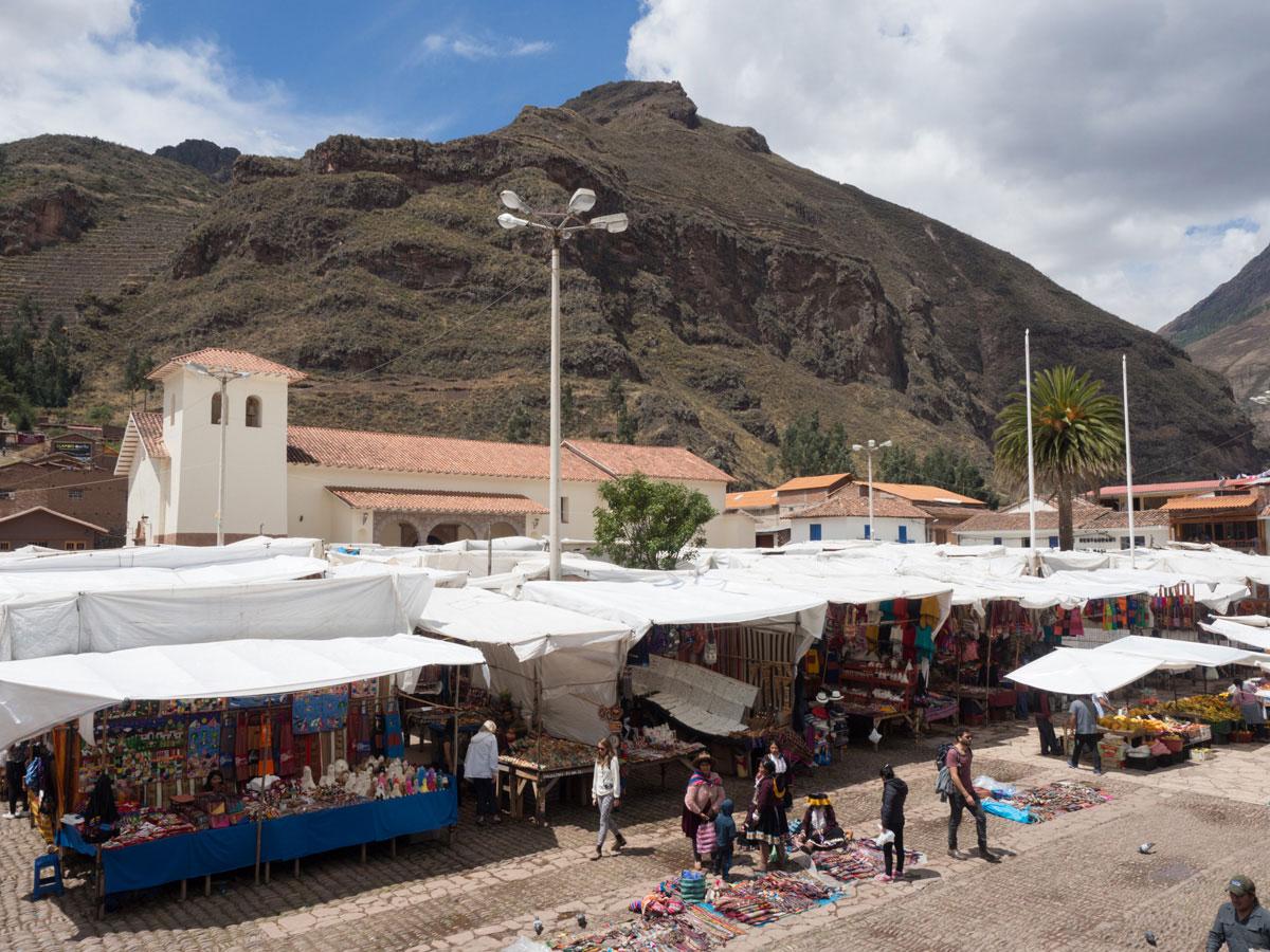 pisac 2 - Sehenswürdigkeiten & Reisetipps für das heilige Tal der Inka in Peru