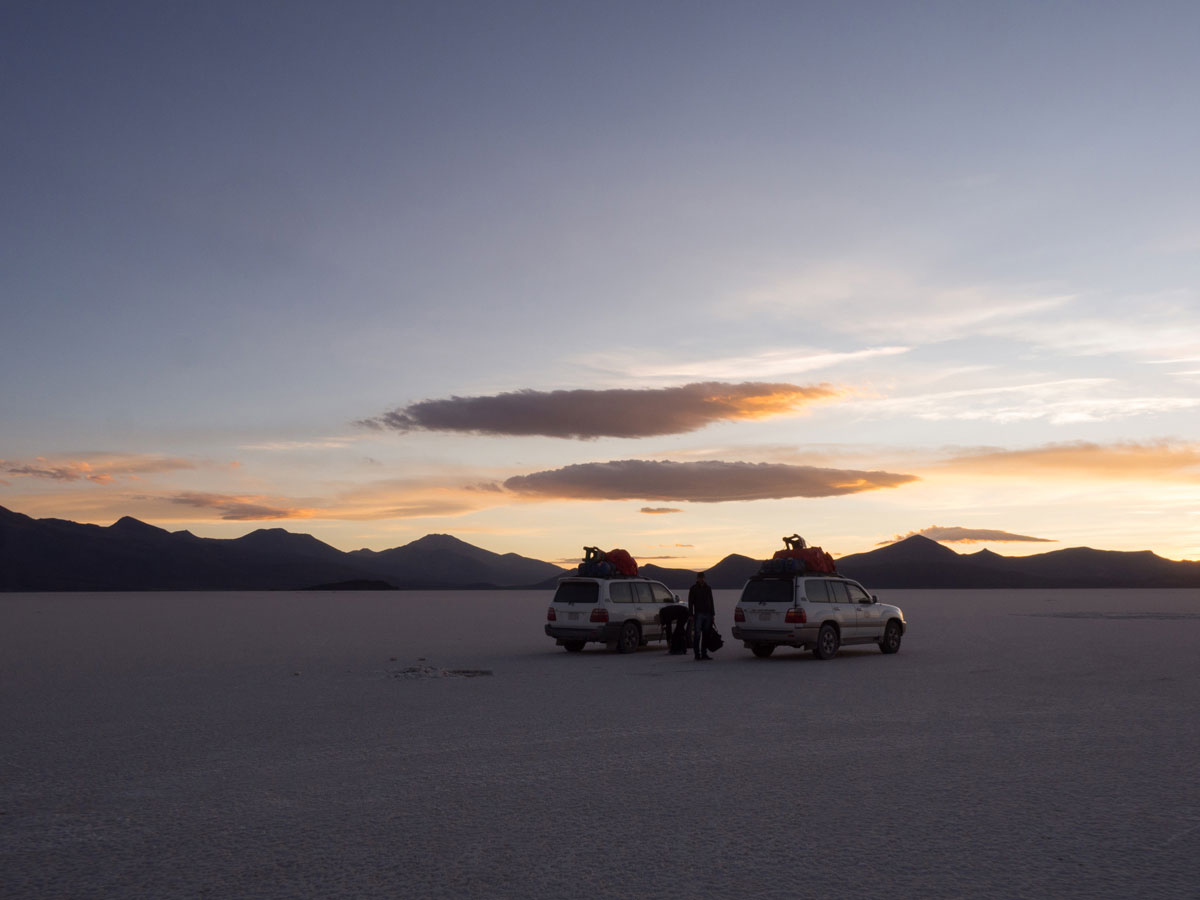 salar de uyuni laguna colorada tour bolivien 10 - Ausflug in die Salar de Uyuni und Laguna Colorada in Bolivien