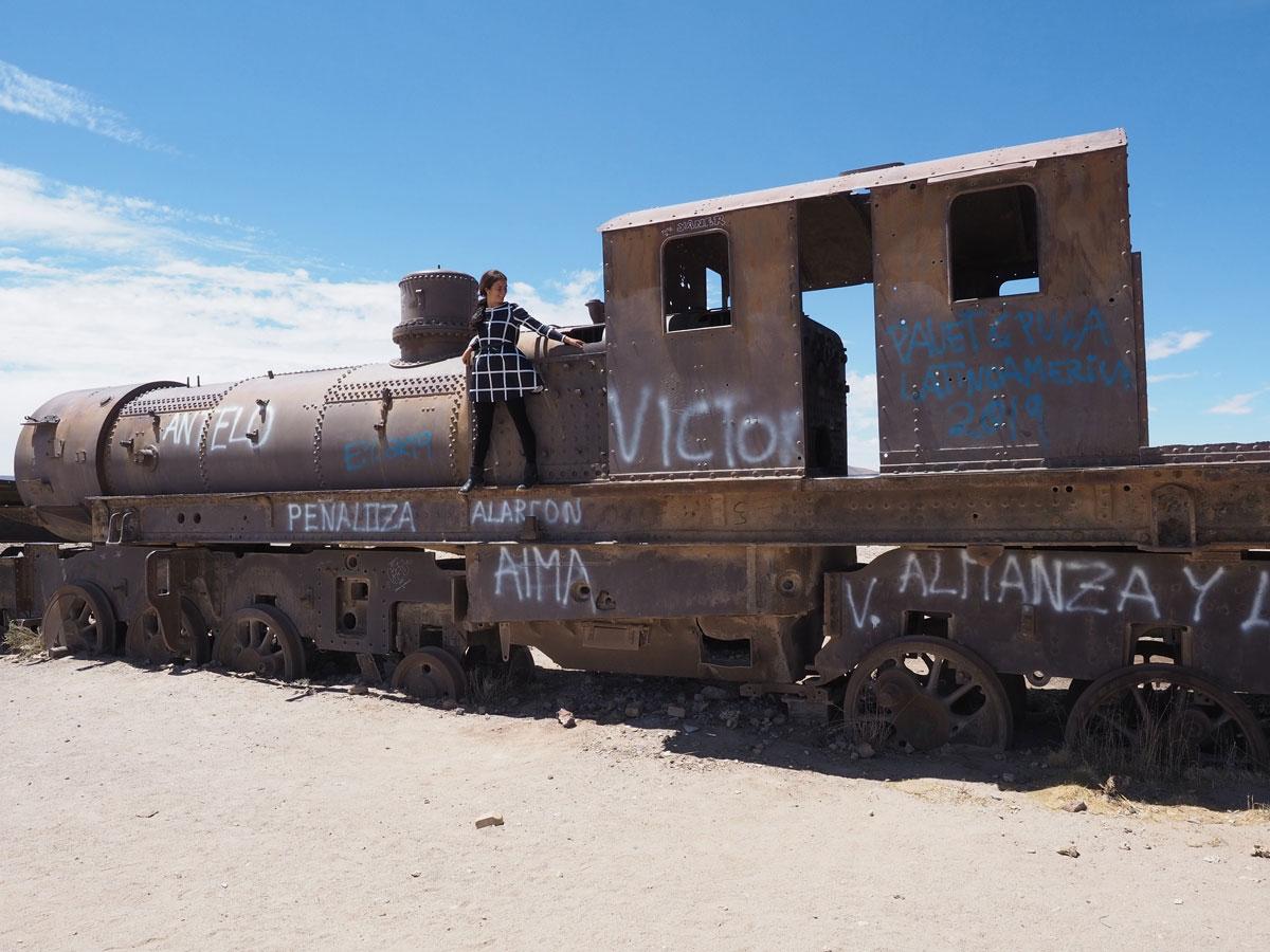 salar de uyuni laguna colorada tour bolivien 2 - Ausflug in die Salar de Uyuni und Laguna Colorada in Bolivien