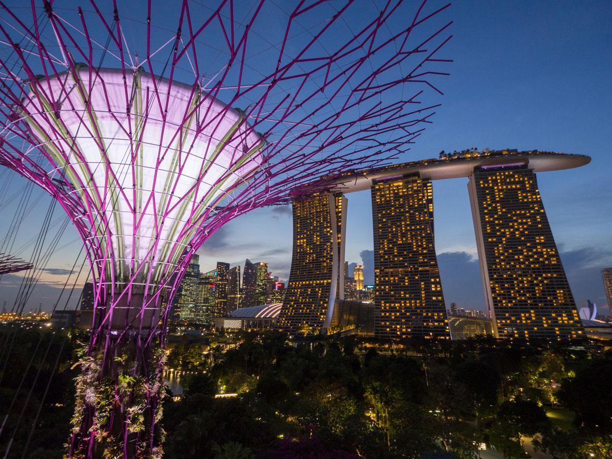 singapur 2 - (Deutsch) Meine schönsten Reisefotos 2019 - Fotoparade