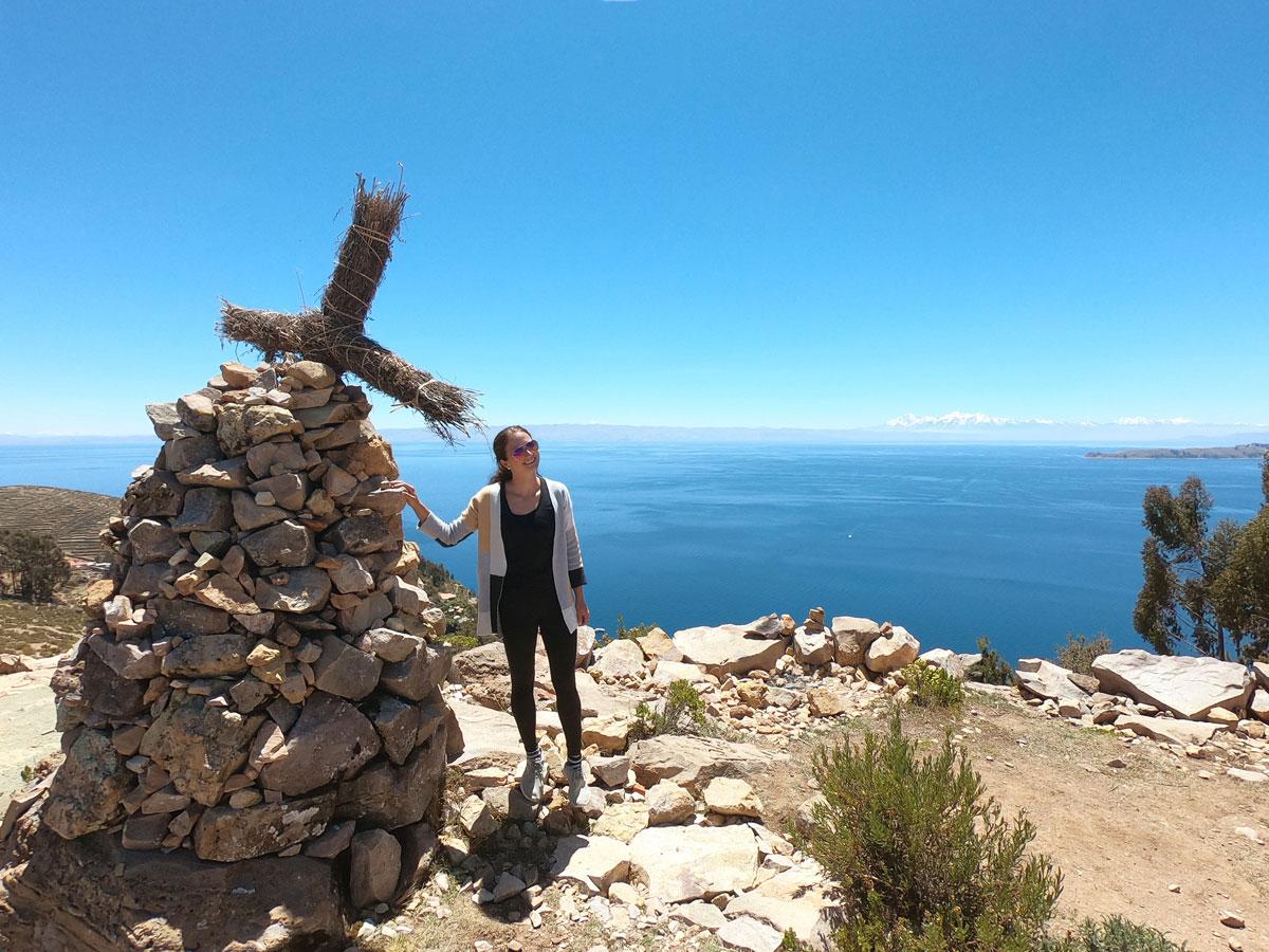 titicacasee isla del sol bolivien 1 - Ausflug zum Titicacasee in Peru & Bolivien