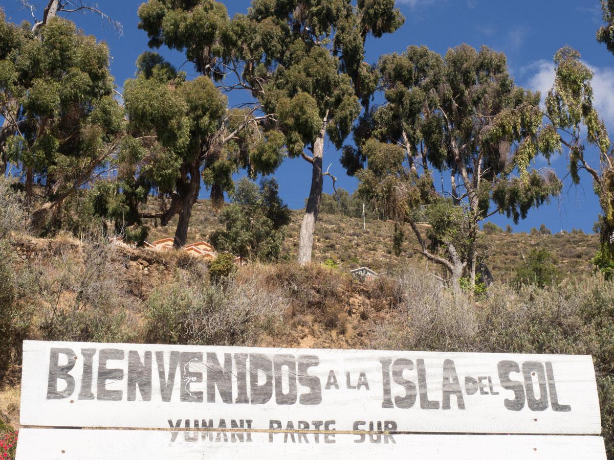 titicacasee isla del sol bolivien 3 - Ausflug zum Titicacasee in Peru & Bolivien