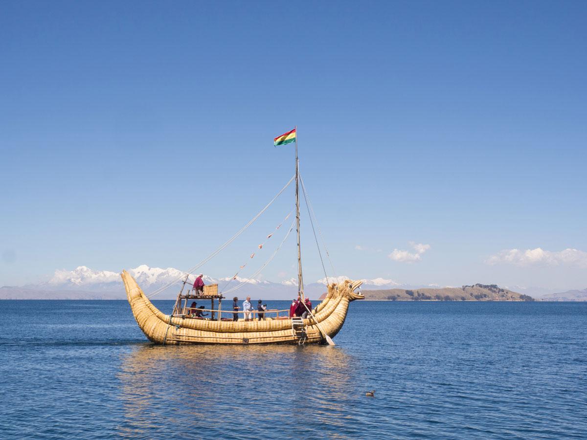 titicacasee isla del sol bolivien 7 - Peru und Bolivien im Überblick - Reiseroute Vorschlag