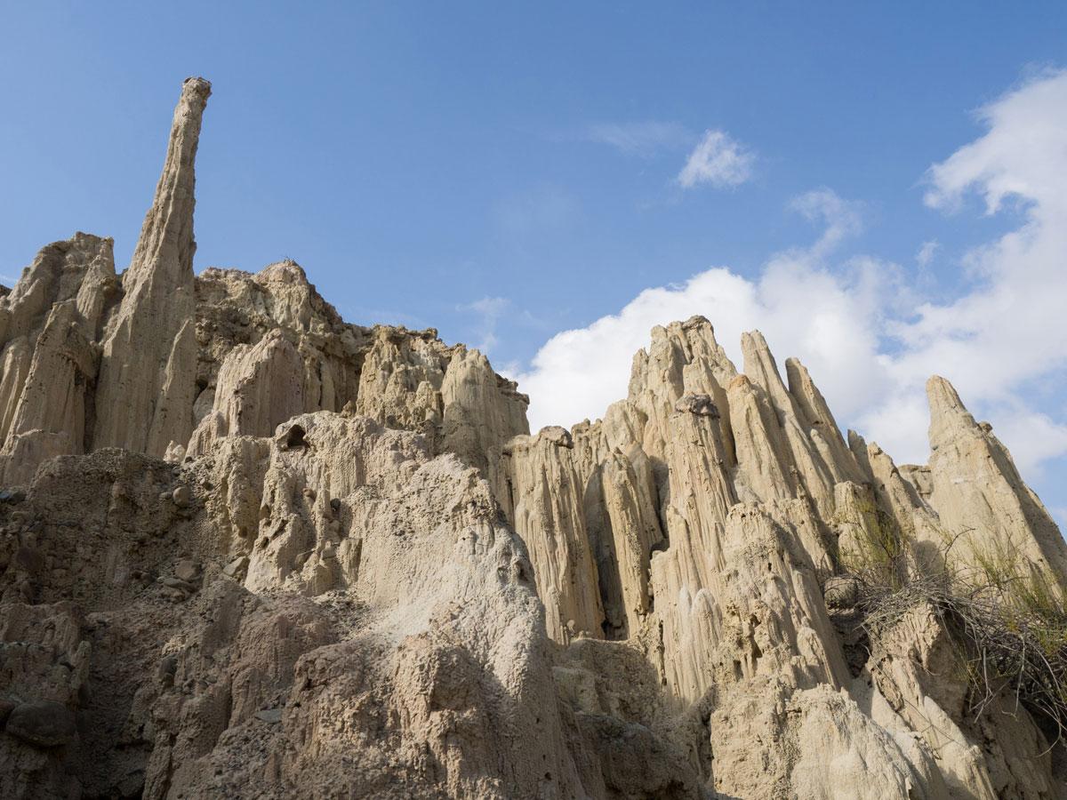 valle de la luna 2 - Sehenswertes in La Paz und El Alto, Bolivien