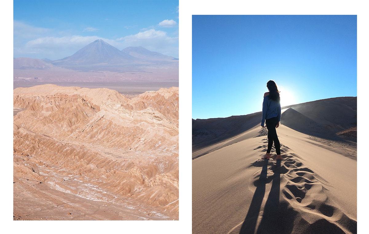 valle de la muerte - Als Selbstfahrer in der Atacama Wüste in Chile unterwegs
