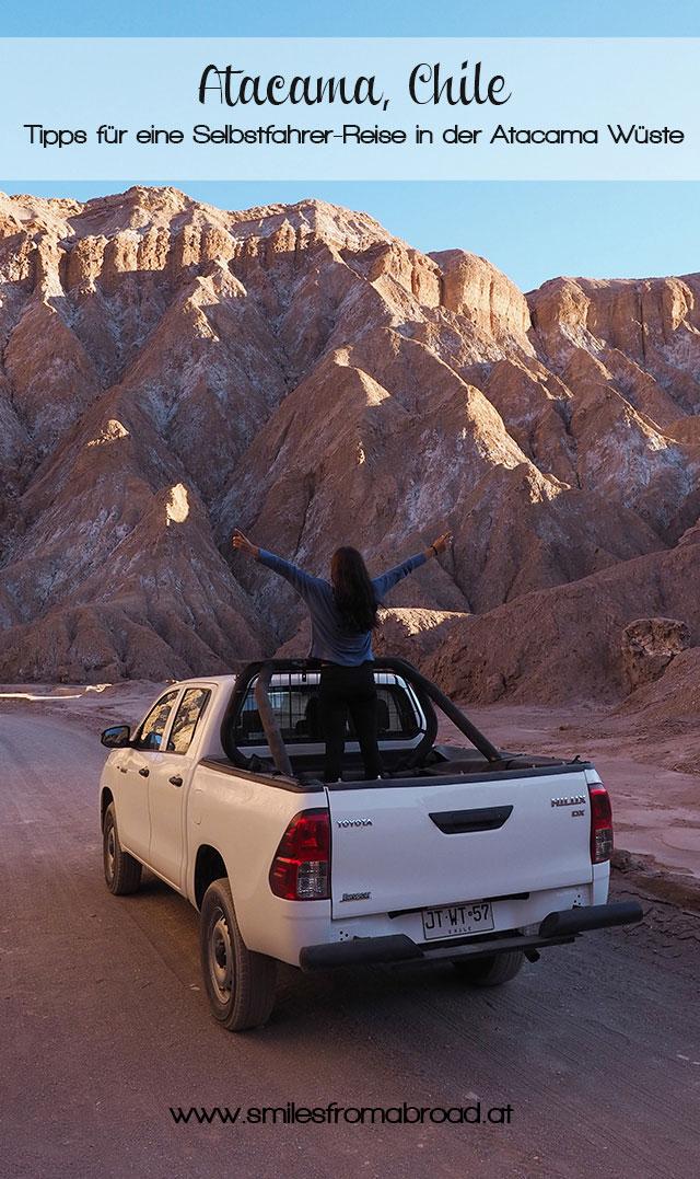 atacama pinterest3 - Als Selbstfahrer in der Atacama Wüste in Chile unterwegs
