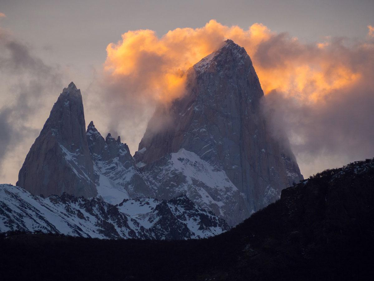 elchalten argentinien patagonien wandern 17 - Wandern in El Chalten in Patagonien, Argentinien