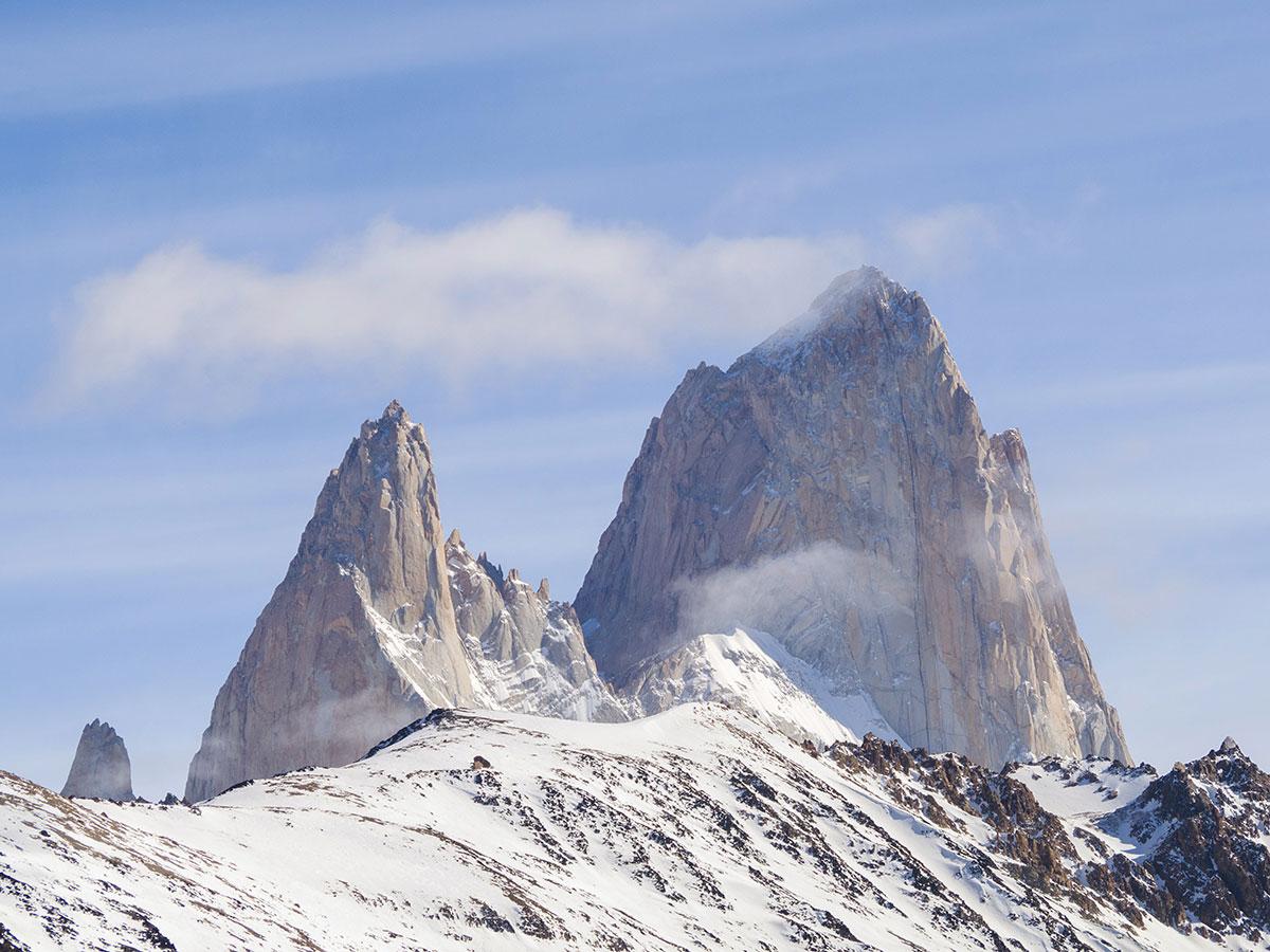 fitz roy elchalten argentinien - Wandern in El Chalten in Patagonien, Argentinien