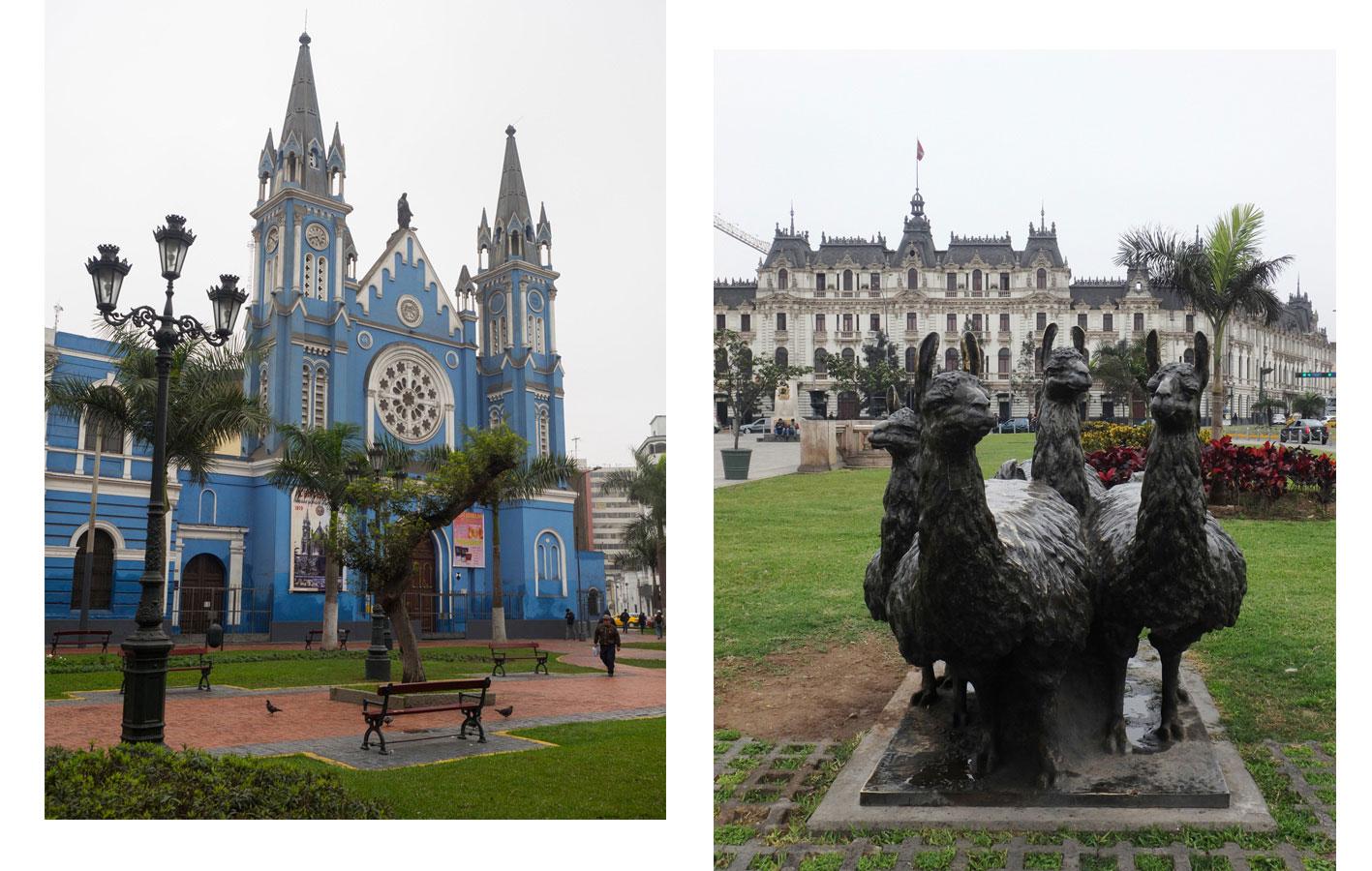 Lima Peru Sehenswertes