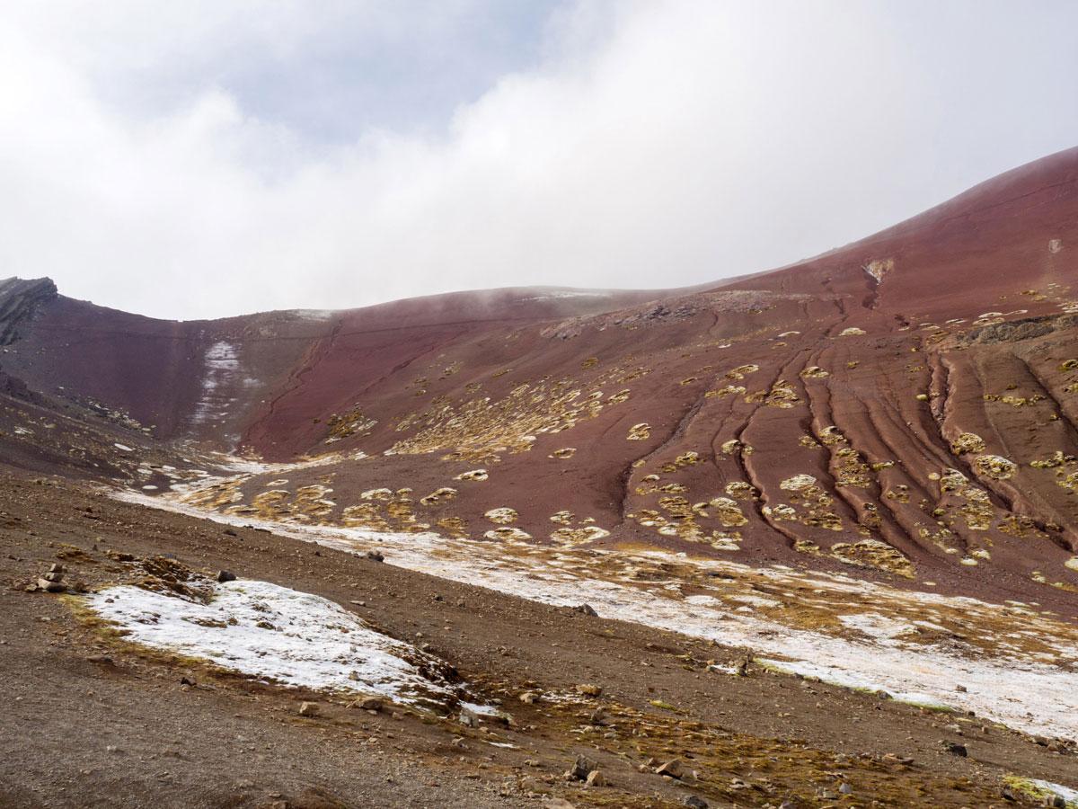 Red Valley Rainbow Mountain