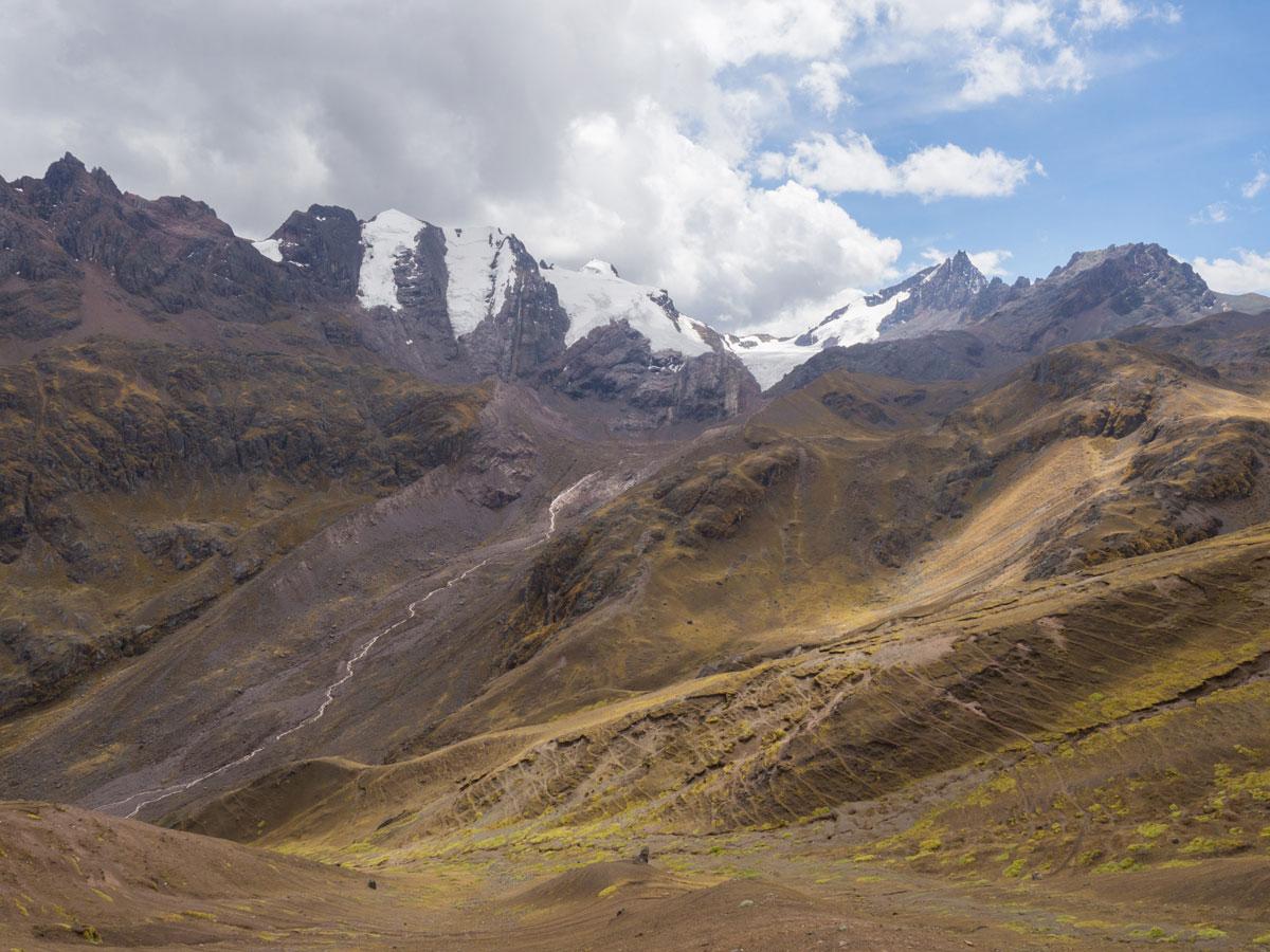 Ausangate Gletscher Peru