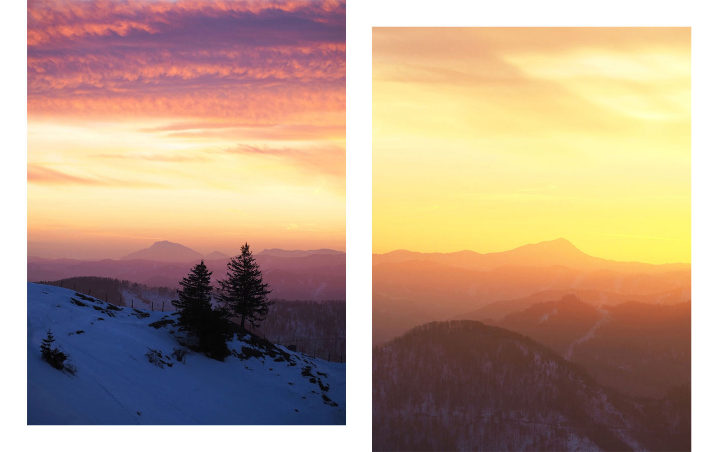 sonnenaufgang schoberstein molln - Meine 8 schönsten Sonnenaufgänge - Blogparade
