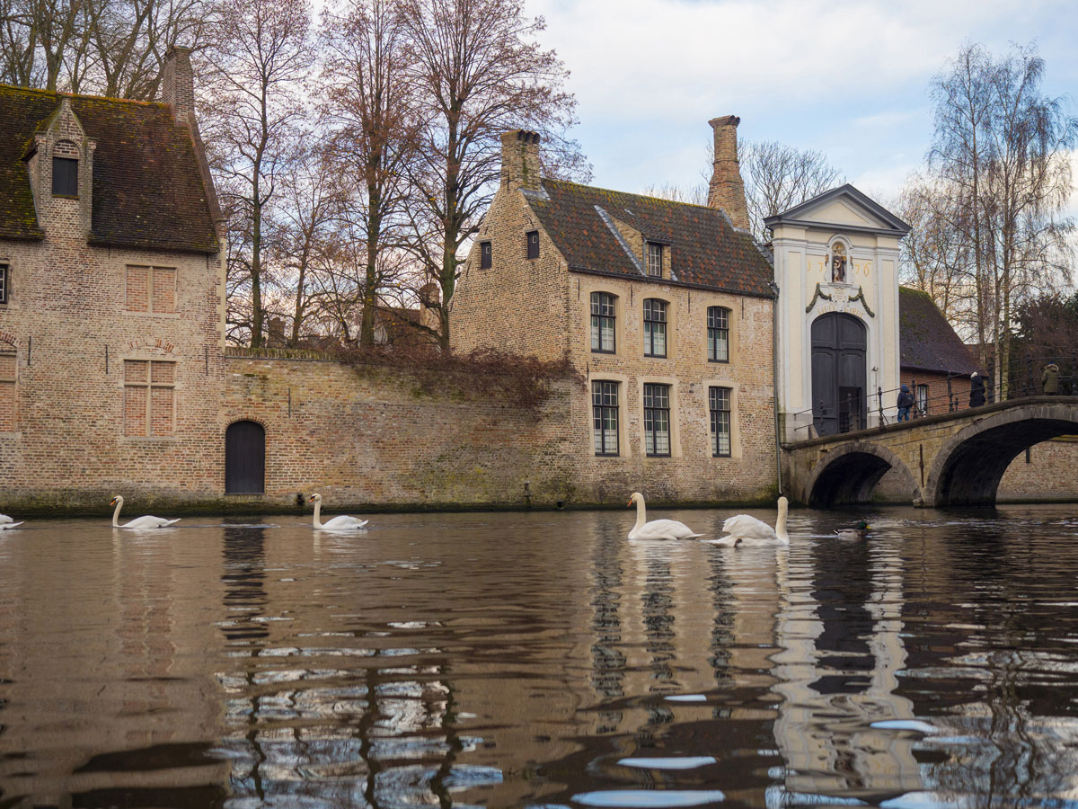 bruegge beginenhof 3 - Reiseguide für Brügge, Belgien - Sehenswertes, Reisetipps und Fototipps