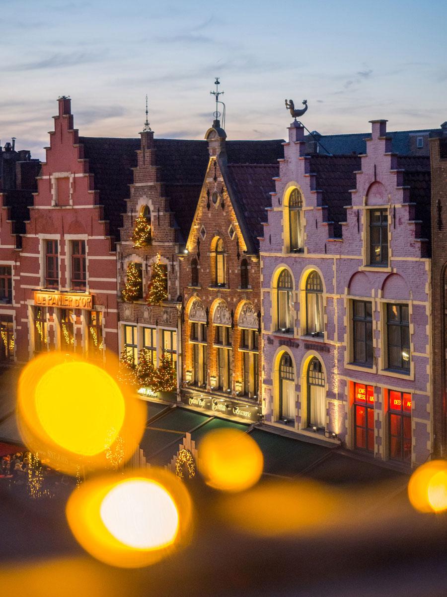 bruegge flandern belgien weihnachtszeit 14 - Brügge zur Adventszeit - Weihnachtsmarkt und Weihnachtslichter