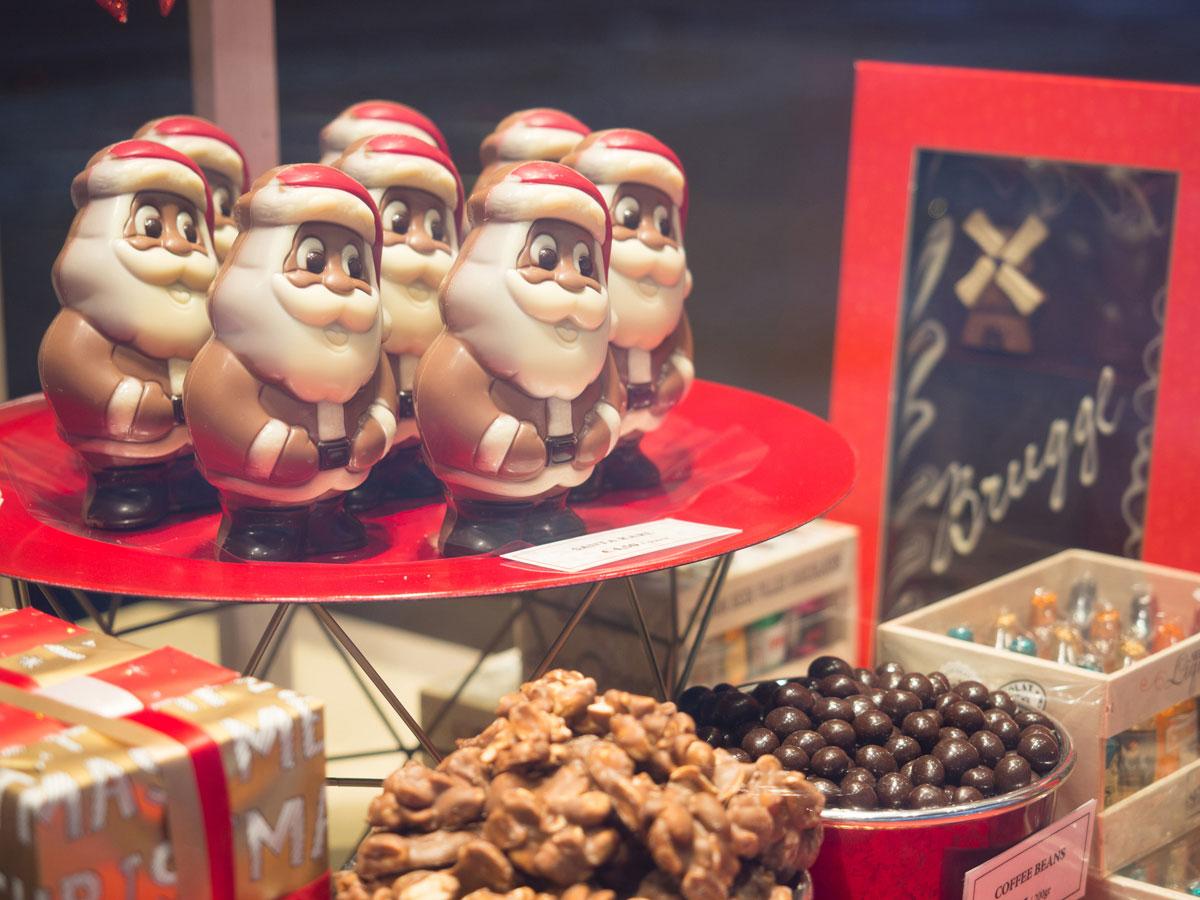 bruegge flandern belgien weihnachtszeit 22 - Brügge zur Adventszeit - Weihnachtsmarkt und Weihnachtslichter