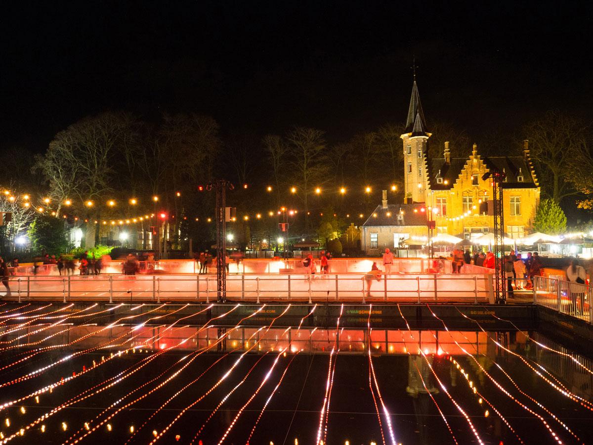 bruegge flandern belgien weihnachtszeit 8 - Brügge zur Adventszeit - Weihnachtsmarkt und Weihnachtslichter