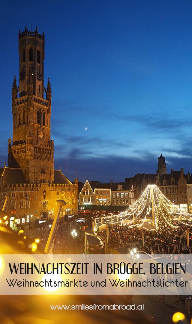 bruegge weihnachtszeit pinterest2 - Brügge zur Adventszeit - Weihnachtsmarkt und Weihnachtslichter