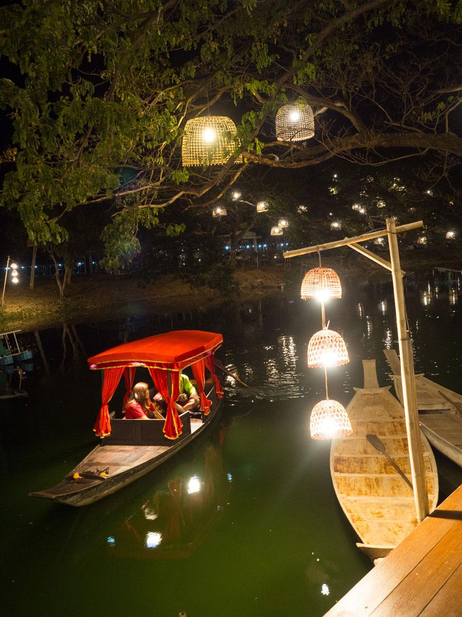 ayutthaya nightmarket 2 - 9 Orte die man in Ayutthaya, Thailand unbedingt gesehen haben muss