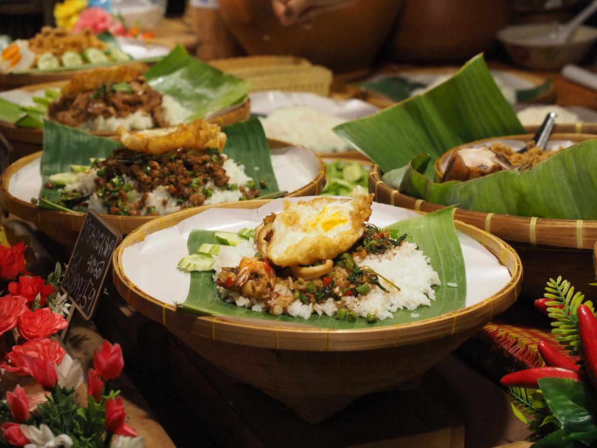 ayutthaya nightmarket 3 - 9 Orte die man in Ayutthaya, Thailand unbedingt gesehen haben muss