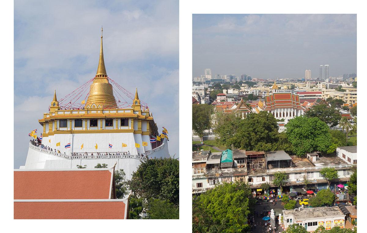 bangkok reisetipps sehenswertes goldenmount - Reiseguide Bangkok für Anfänger: Orte, die du bei deinem ersten Besuch sehen musst