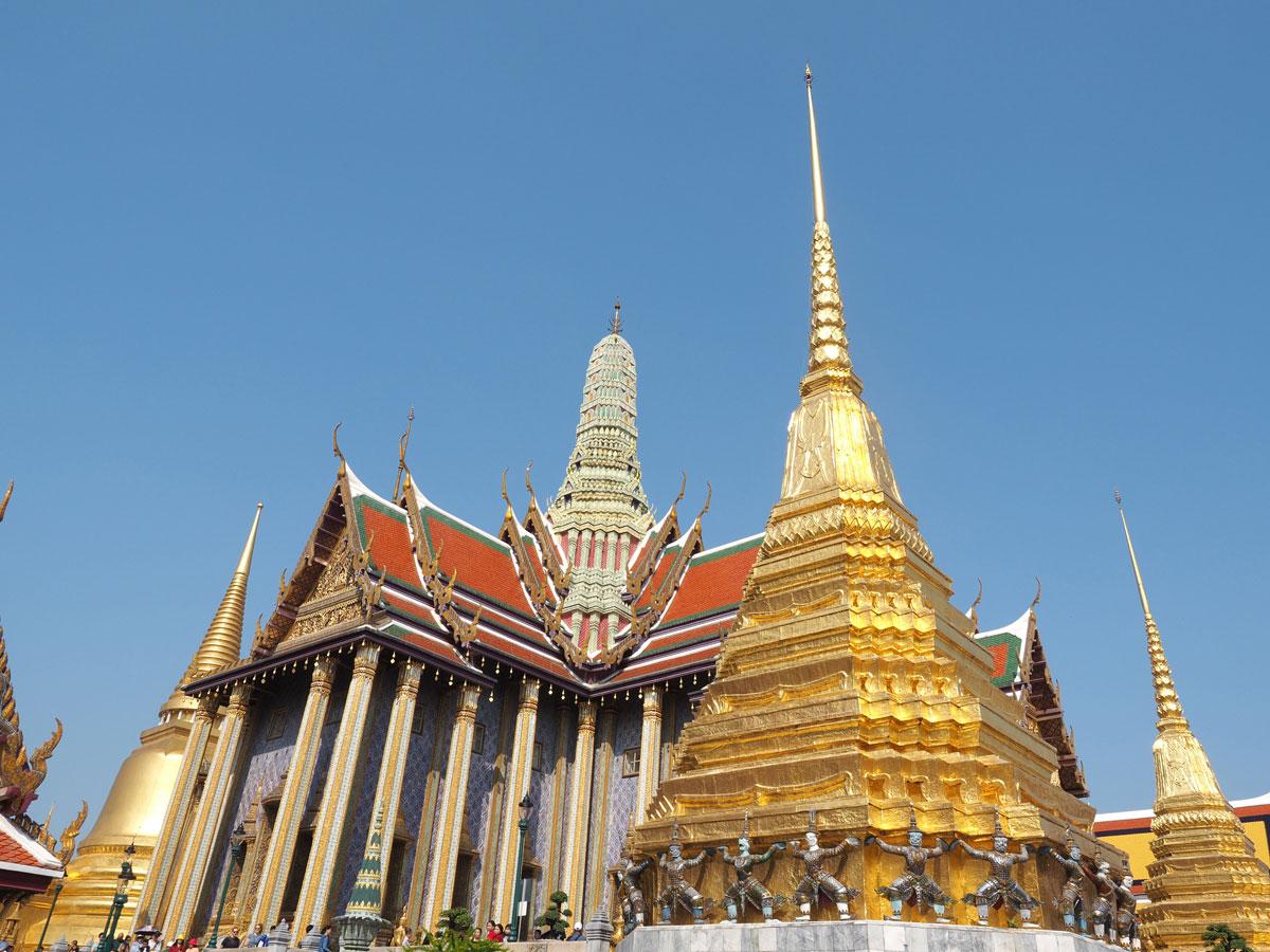 bangkok reisetipps sehenswertes koenigspalast koenigstempel 3 - Reiseguide Bangkok für Anfänger: Orte, die du bei deinem ersten Besuch sehen musst