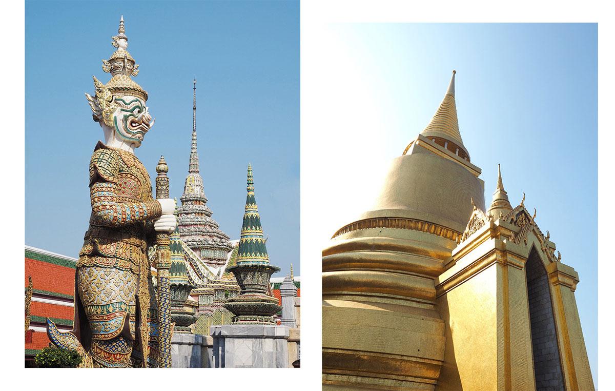 bangkok reisetipps sehenswertes koenigstempel - Reiseguide Bangkok für Anfänger: Orte, die du bei deinem ersten Besuch sehen musst