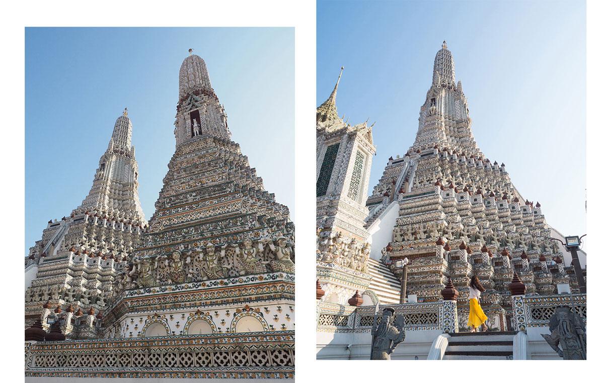 bangkok reisetipps sehenswertes wat arun tempel - Reiseguide Bangkok für Anfänger: Orte, die du bei deinem ersten Besuch sehen musst