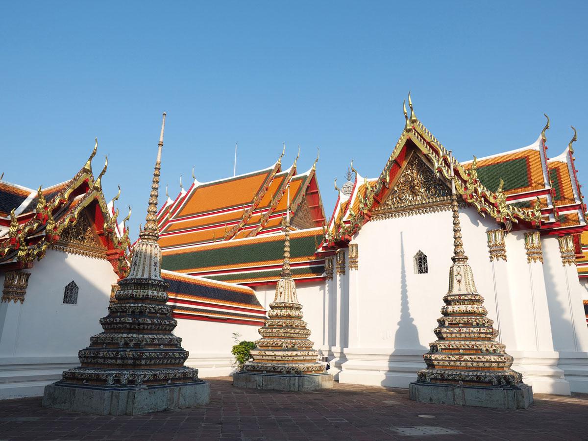 bangkok reisetipps sehenswertes wat pho2 - Reiseguide Bangkok für Anfänger: Orte, die du bei deinem ersten Besuch sehen musst