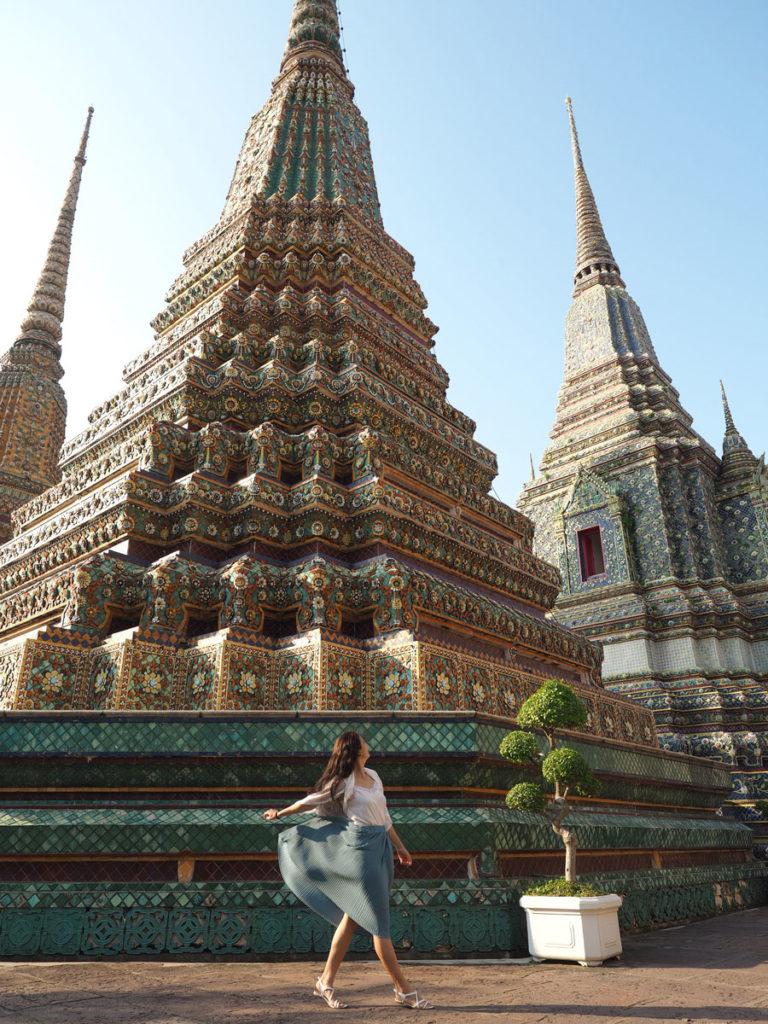 bangkok reisetipps sehenswertes wat phoJPG 1 768x1024 - Reiseguide Bangkok für Anfänger: Orte, die du bei deinem ersten Besuch sehen musst