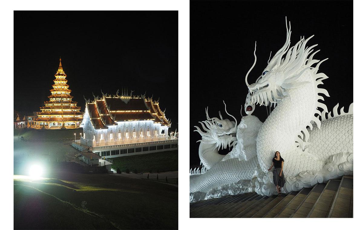 big buddha chiang rai - Reiseguide Chiang Rai - weißer Tempel, blauer Tempel und Big Buddha