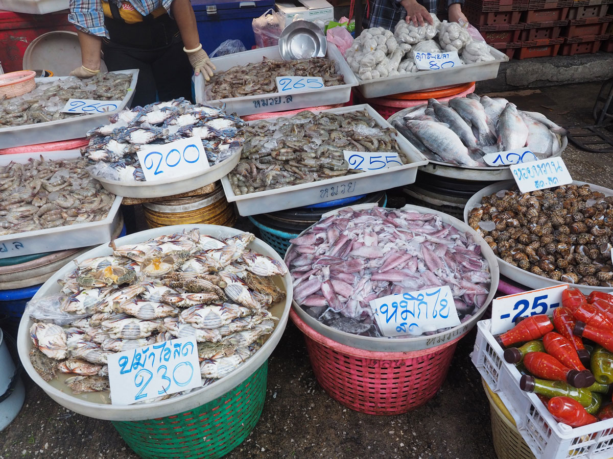 maeklong trainmarket bangkok reisetipps selbstfahrer 10 - Maeklong train market in Bangkok - How to self organise a tour