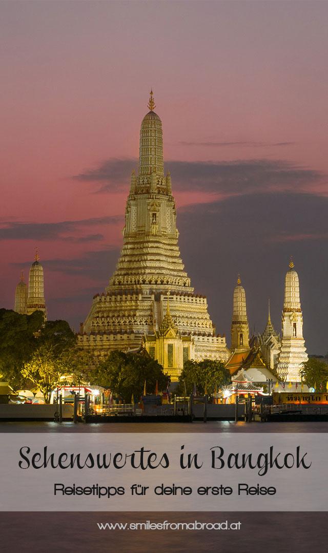 pinterest bangkok2 - Reiseguide Bangkok für Anfänger: Orte, die du bei deinem ersten Besuch sehen musst